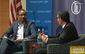 Chris Brummer interviews David Cohen former CIA deputy director and Under Secretary for Terrorism and Financial Intelligence