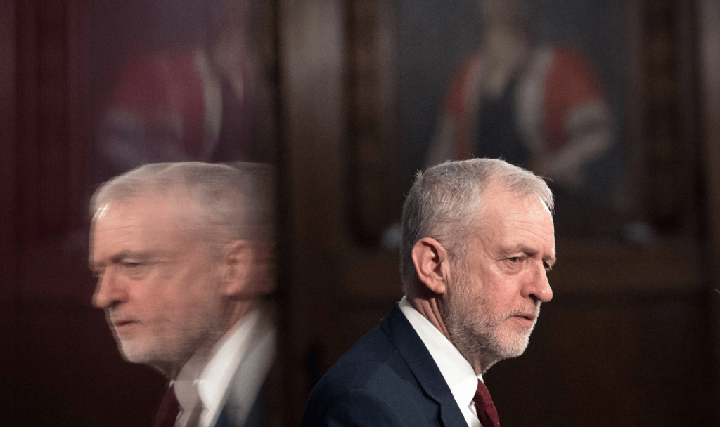 Jeremy Corbyn, Labour Party, Brexit