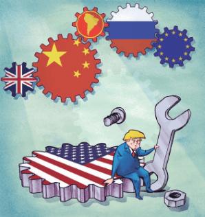Chris Brummer Discusses Trump Protectionism