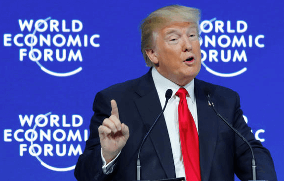 President Trump Speaks at World Economic Forum, Chris Brummer Comments