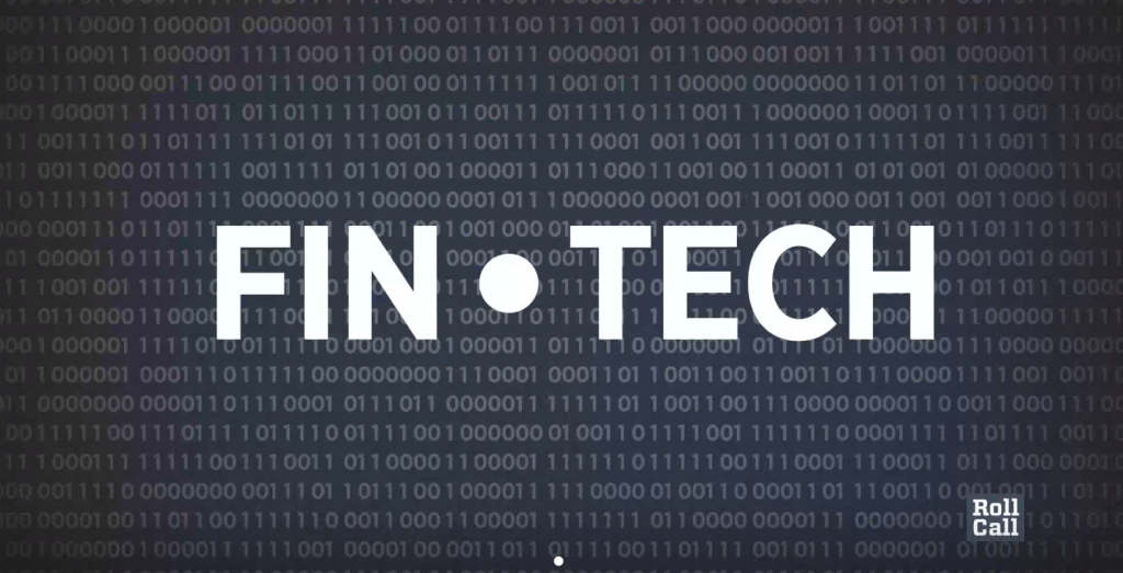 Chris Brummer discusses fintech and how it is affecting our world
