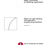 Covered of Report on open banking and application programming interfaces by Basel Committee on Banking Supervision